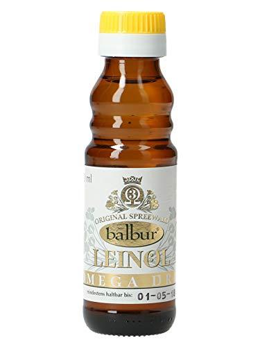balbur-Leinöl aus dem Spreewald (100 ml)