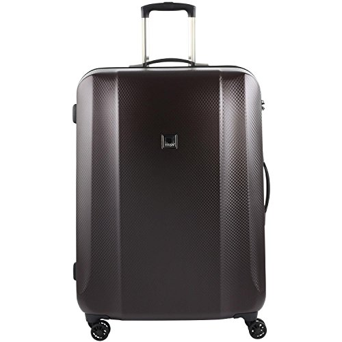 TITAN Trolley 'Xenon Deluxe' with 4 wheels Size L in champagne Valise, 74 cm, 113 liters, Beige (Champagne)
