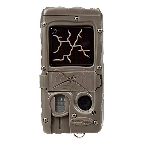 Cuddeback Dual Flash Invisible IR & Black Flash 20 MP Hunting/Scouting Waterproof Game Trail Camera...