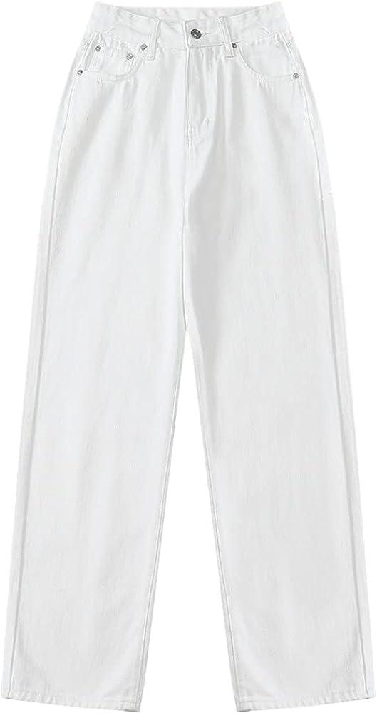 N\P Women High Waist Long Jeans Many popular Very popular brands Deni Zipper Female Pants Pockets