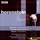 Beethoven: Missa Solemnis / Schubert: Symphony No. 8 / Wagner: A Faust Overture