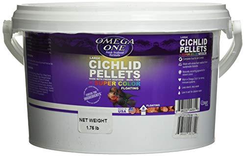 omega one super color pellets - 8