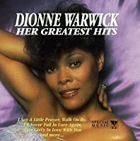 Her Greatest Hits by Dionne Warwick (1992-03-30)