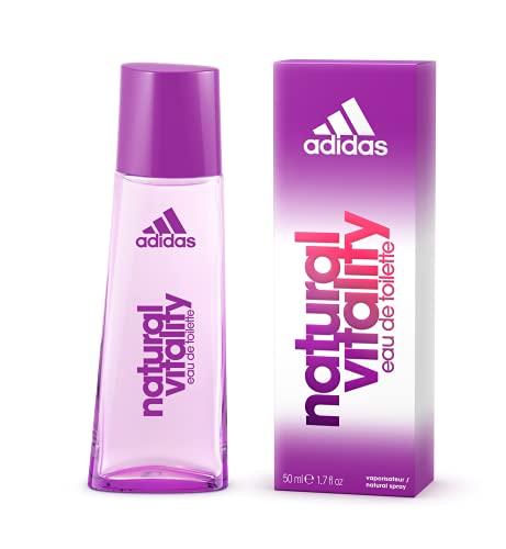 Adidas Natural Vitality Eau de Toilette para mujer - 50ml