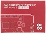 Raspberry Pi 4 Model B 2GB ARM-Cortex-A72 4x 1,50GHz, 2GB RAM, WLAN-ac, Bluetooth 5.0, LAN, 4x USB, 2x Micro-HDMI