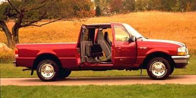 1999 ford ranger sport specs
