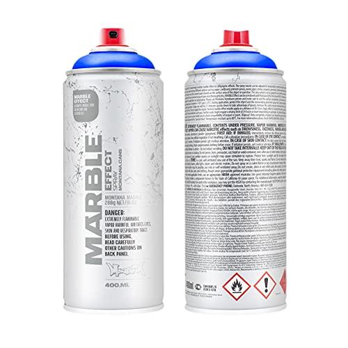 Montana Cans Montana EFFECT - Pintura en aerosol azul (400 ml)