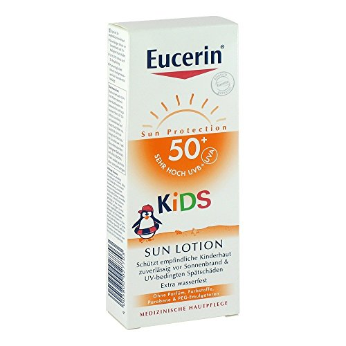 Eucerin Sun Kids Lotion LSF 50+, 150 ml
