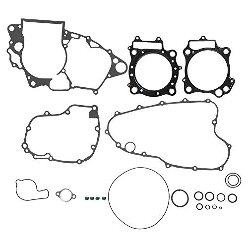 KIMISS Juego de juntas de estanqueidad, conjunto de motor de extremo superior inferior Juego de juntas de estanqueidad Accesorio para coche apto para CRF450R 2002-2008
