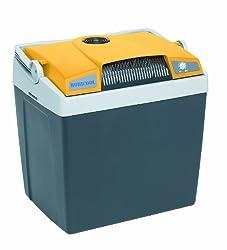Mobicool 9103500788 G26 AC / DC termoelektrisk køler til bil og stikkontakt, 25 liter, energiklasse A ++