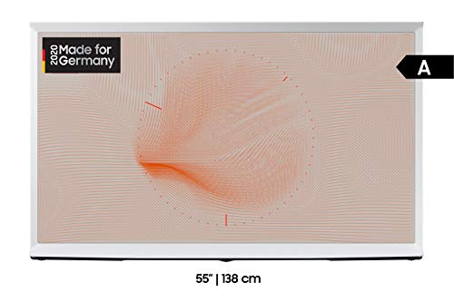 Samsung QLED 4K The Serif 55 Zoll(GQ55LS01TAUXZG) Ambient Mode, QLED-Technologie, Active Voice Amplifier (AVA)
