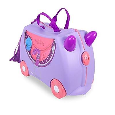 Trunki Children?s Ride-On Suitcase: Bluebell Pony (Purple)