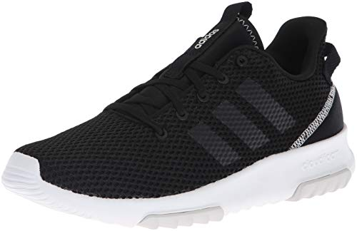 adidas Performance NEO Women's Cf Racer Tr W Road-Running-Shoes,BLACK/BLACK/GREY ONE,9 Medium US
