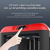 Flashforge 1169 3D Drucker Finder einzigen Extruder - 2