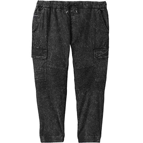 Ecko Men's Big & Tall Ecko Moto Jogger - Big - 3XL, Black