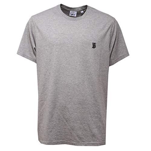 BURBERRY - Mann T-Shirt 8014023 8014023 GRAU Parker L