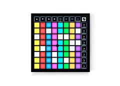 64 RGB pads – Large RGB velocity- and pressure-sensitive pads give you a perfect reflection of your Ableton Live session, making it easier than ever to see your clips and play your instruments Expressively Ableton Live integration – quickly launch cl...