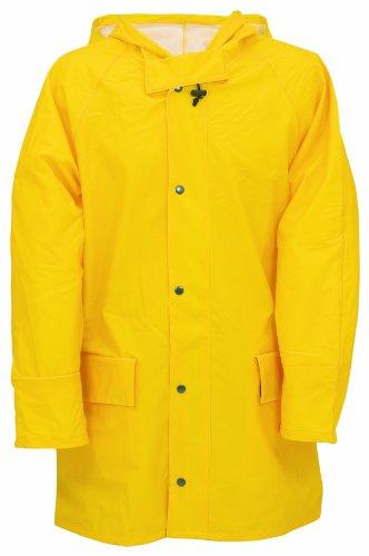 BULLSTAR PU-Regenjacke 6052 gelb, Gr. XXL
