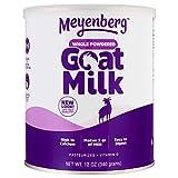 Meyenberg Whole Powdered Goat Milk, Gluten Free, Non Gmo, Vitamin D, 12 Oz
