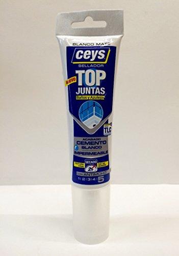 Ceys CEY400502604 Juntas Entre Azulejos Tubo 200 Ml. Blanco