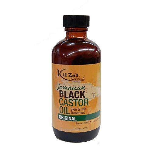 Kuza Jamaican Black Castor Oil Skin & Hair Treatment (Original) 120ml