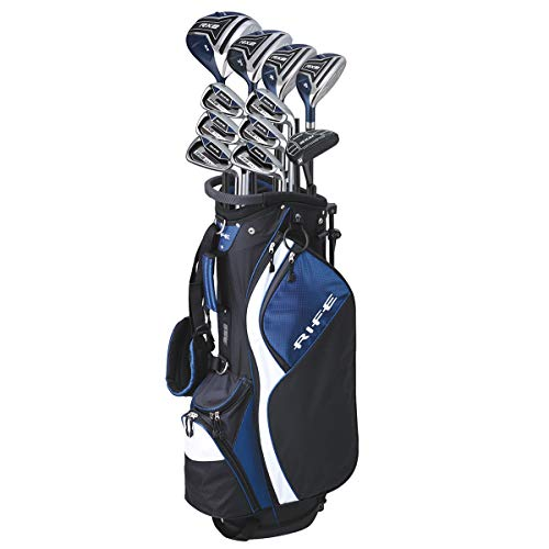 Rife RX2 Package Set, Right Hand, Golf Stand Bag