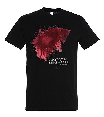 Camiseta para hombre con impresión frontal, más de 30 diseños diferentes de películas, juegos y música.