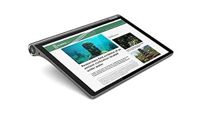 "Lenovo Yoga Smart Tab, 10.1"" FHD Android Tablet, Octa-Core Processor, 64GB Storage, 4GB RAM, Iron Grey, ZA3V0005US"