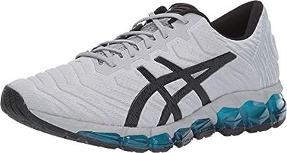 ASICS Men's Gel-Quantum 360 5 Shoes, 11M, Piedmont Grey/Black