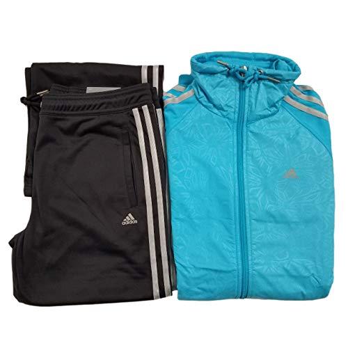 Dames trainingspak Adidas Clima Knit suit Climalite