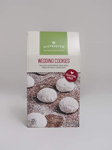 Gluten-Free Wedding Cookies 6pk of 5oz
