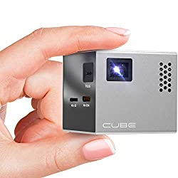 Cool gadgets - a Review of the Coolest Gadgets you can buy - RIF6 CUBE Pico Video Projector