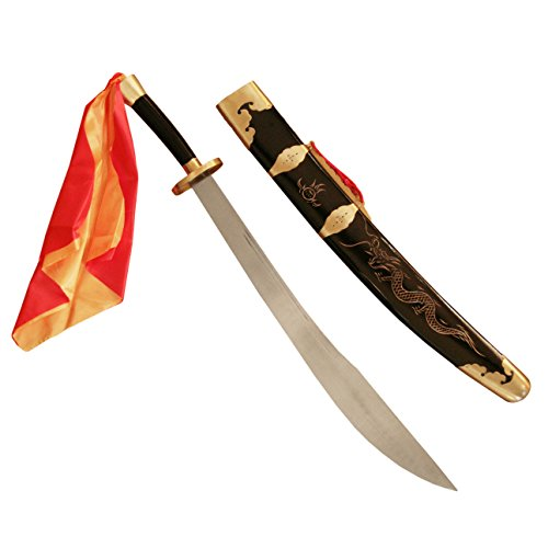 DEPICE Kung-Fu Schwert Aluminium, silber