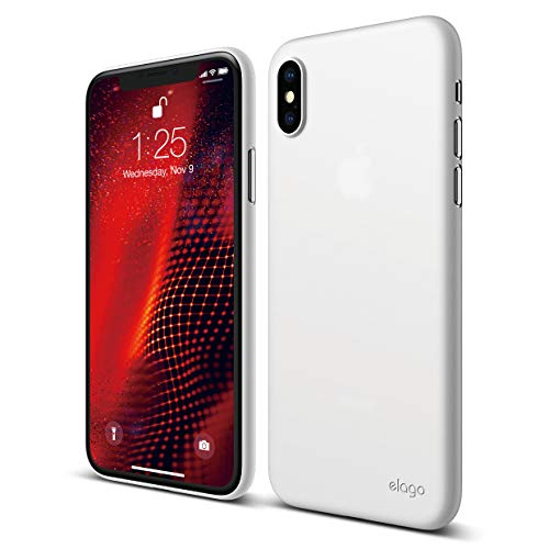 elago Inner Core Series iPhone Xs case [White]