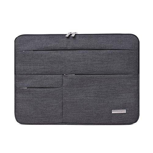 Feisman 13-13,5 Zoll MacBook Sleeve Schutzhülle für MacBook Pro/Pro Retina/Oberfläche, Laptop Aktentasche Tasche 13