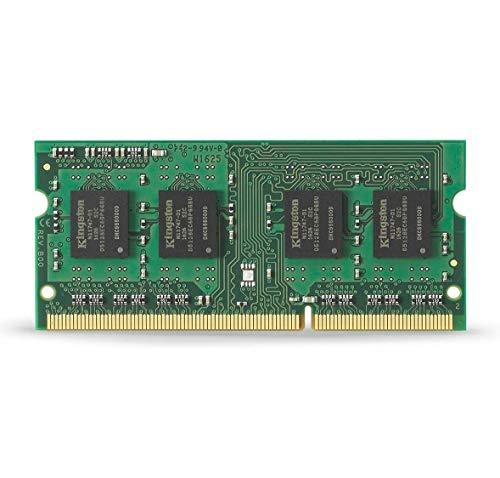 キングストン Kingston ノートPC用メモリ DDR3L 1600 (PC3L-12800) 8GB CL11 1.35V Non-ECC SO-DIMM 204pin...