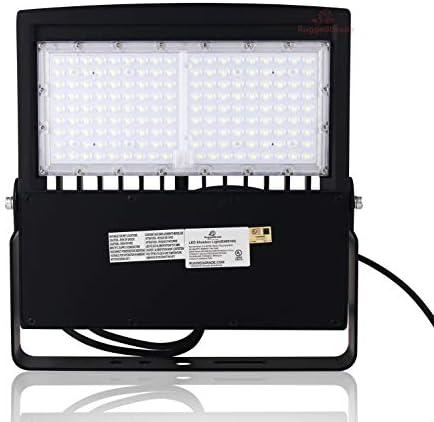 RuggedGrade 150 Watt NextGen II LED Flood Light 20 000 Lumen Super Efficiency 130 Lumen to Watt product image