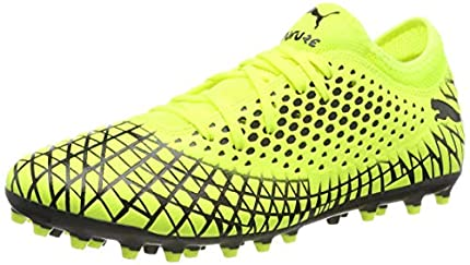 PUMJV|#Puma - Future 4.4 Mg, (Yellow Alert-Puma Black 03), 6.5 (40 EU) EU