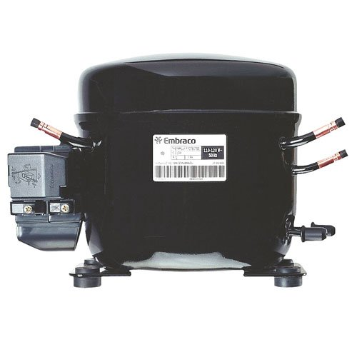 Embraco FF7.5HBK1 Replacement Refrigeration Compressor 1/5 HP R-134A R134A