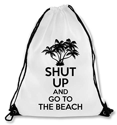 Shut Up and Go to The Beach trekkoord.