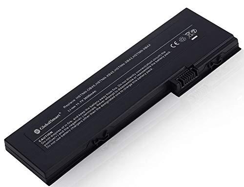 Globalsmart Batería para portátil Alta Capacidad para HP Compaq 2710p Tablet 6 Celdas Negro