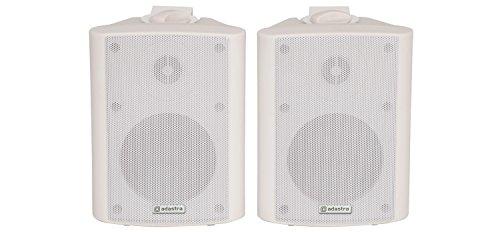 Adastra 100.901UK 70W Blanco altavoz - Altavoces (De 2 vías, Alámbrico, 70 W, 110 - 20000 Hz, 8 Ω, Blanco)
