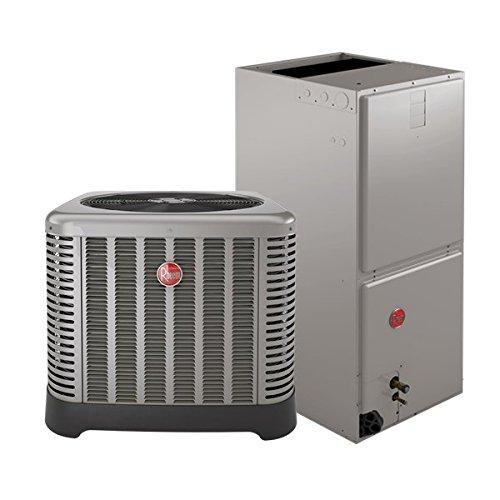 Rheem 5 Ton 14 Seer Ruud Heat Pump System (AC and Heat) RP1460AJ1NA - RH1T6024STANJA