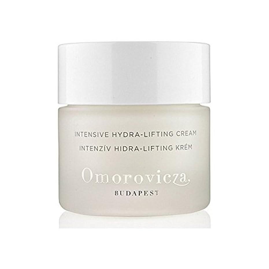 タイピスト鼻光の集中的なヒドラリフティングクリーム50 x4 - Omorovicza Intensive Hydra-Lifting Cream 50Ml (Pack of 4) [並行輸入品]