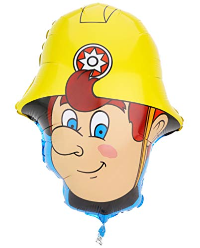 28 cm Brandweerman Sam Foil Verjaardag Ballon - Feestdecoraties