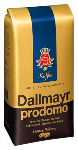 Dallmayr prodomo 500g in Bohne, 12er Pack (12 x 500 g )