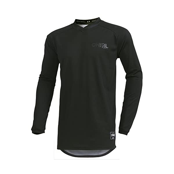 Cycling Jerseys Oneal Element Jersey Classic Black