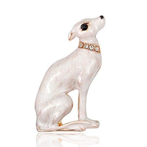 Kofun Broche, Huisdier Hond Puppy Broche Pin Sieraden Vrouwen Luxe Banket Decoratie Corsage