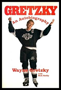 Hardcover GRETZKY. AN AUTOBIOGRAPHY. Book