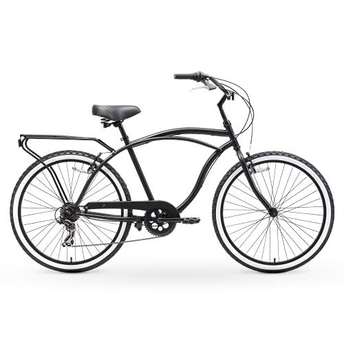 sixthreezero Around The Block Men's Cruiser Bicycle